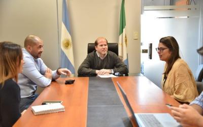 EL MINISTERIO DE GOBIERNO Y ECOM CHACO FIRMARON CONVENIO PARA LA IMPLEMENTACIÓN DE TRÁMITES ONLINE