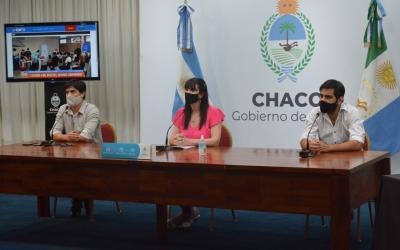 Vacunación Covid-19: Salud y ECOM presentaron la plataforma para el registro de personas con enfermedades preexistentes