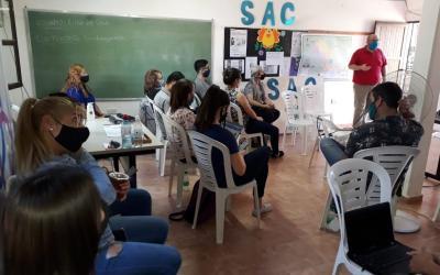 """ECOM Chaco lanzó el programa """"ECOM y vos"""" para potenciar el uso de plataformas de Gobierno"""