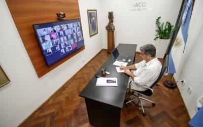Lanzaron el plan provincial de Universalización de Internet